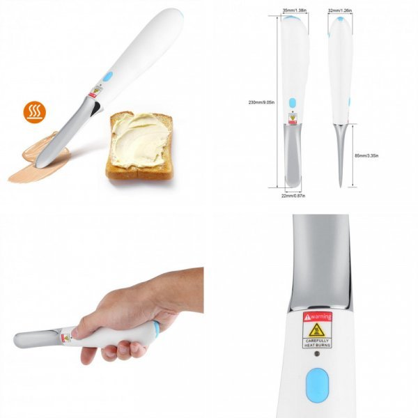 Электрический нож для масла EECOO
