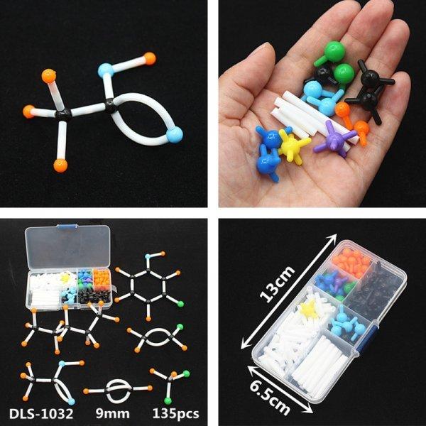 Набор для сборки молекул
