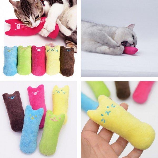 Мягкая игрушка для котят LNRRABC