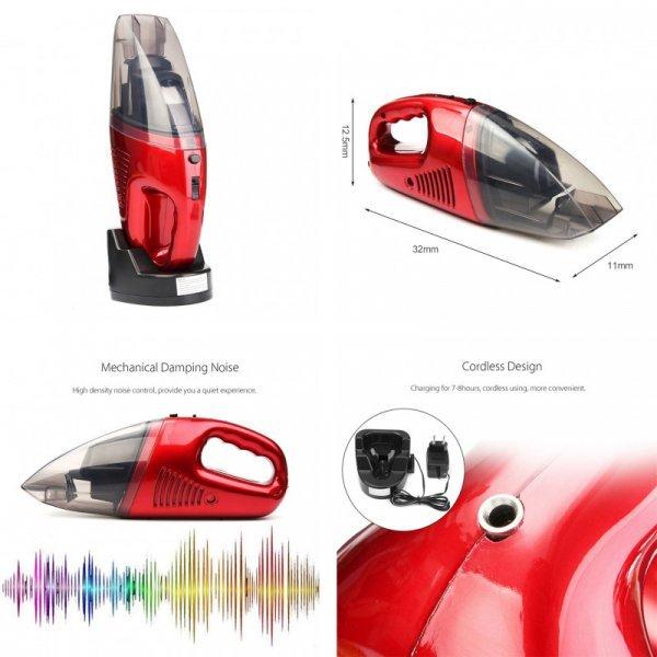Беспроводной пылесос для авто XProject