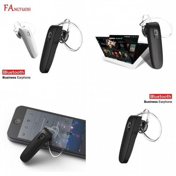 Стереогарнитура FANGTUOS с микрофоном (1 шт, для iPhone 8)