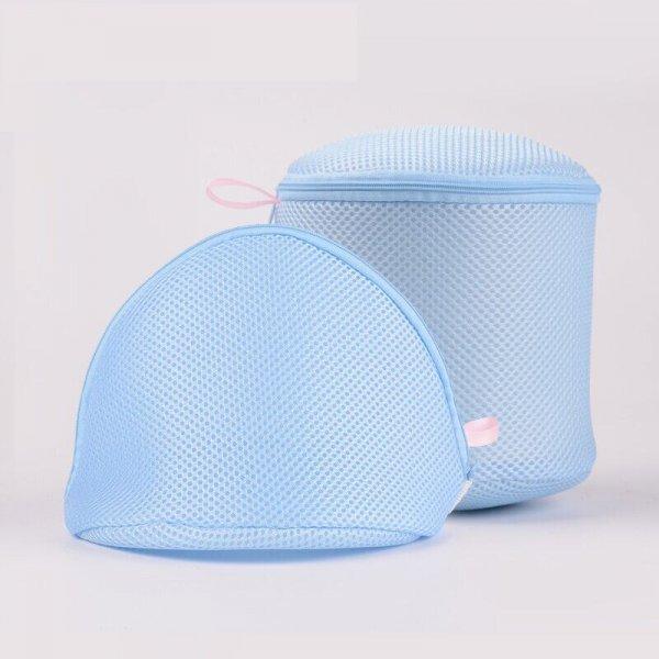 Мешочек для стирки нижнего белья Lazyishhouse (2 шт, 3 цвета, 20*18 см или 16*17 см)
