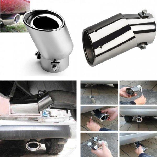 Шикарная насадка для трубы автомобильного глушителя Dewtreetali