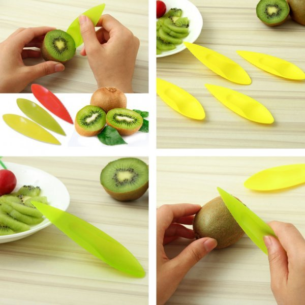 Ложка-нож для киви LNRRABC (3 шт)