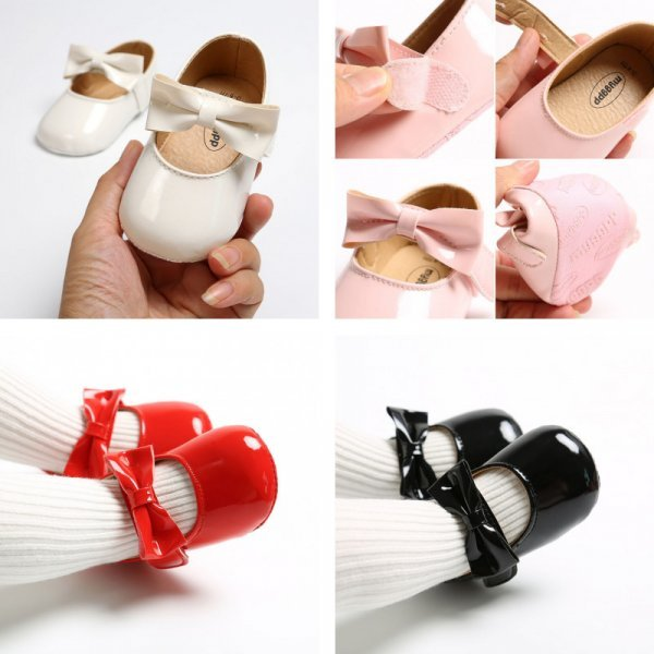 Туфельки-пинетки WONBO (4 цвета, 3 размера)