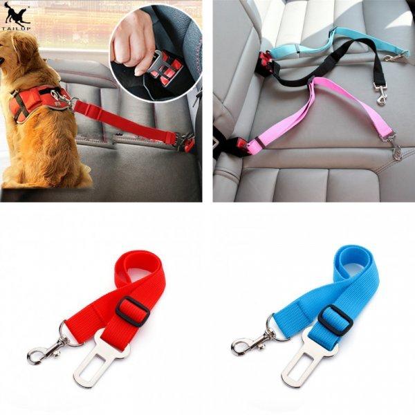 Поводок для поездок на машине с собакой Tailup
