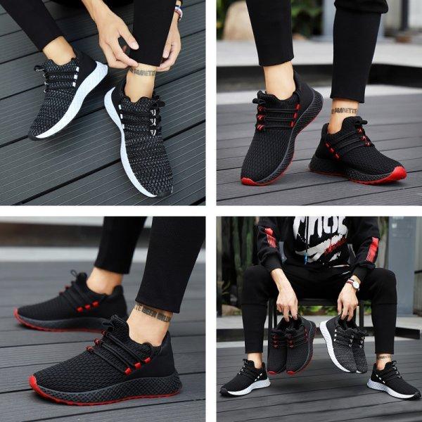 Мужские кроссовки LAKESHI (9 цветов, 8 размеров)
