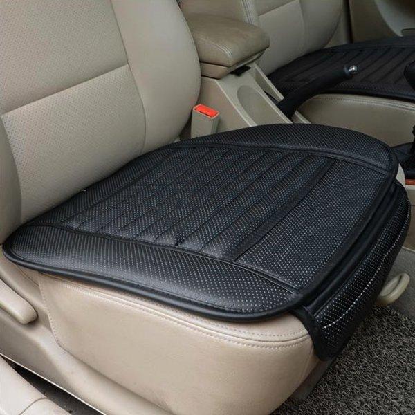 Защитная крышка на переднее кресло авто VODOOL  (4 цвета, экокожа)