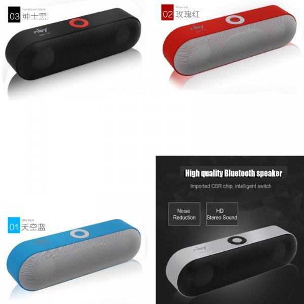 Bluetooth-колонка NBY-18