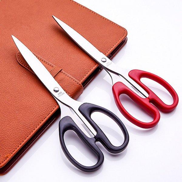 Отличные ножницы для дома и офиса Deli 6034  (160*62 мм, 2 цвета)
