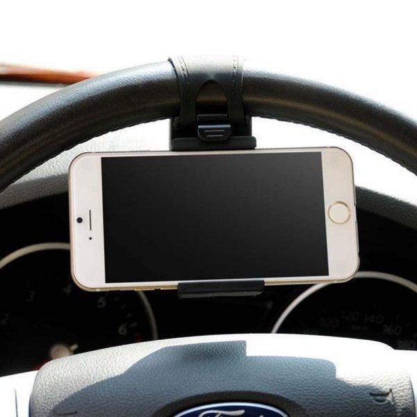 Универсальный держатель на руль авто BIBOVI (7.5*2*4.5 см)