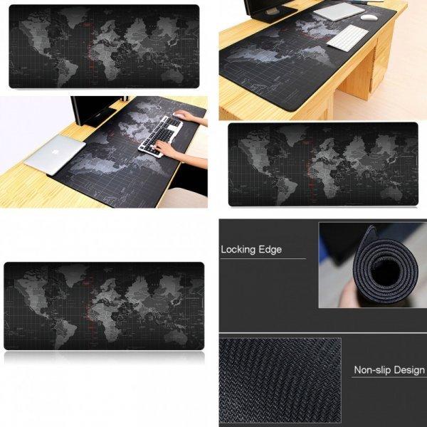 Отличный коврик для рабочего стола MIANZU (70*30 см, 80*30 см, 90*40 см)