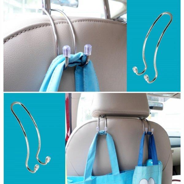 Мульти крючок для важных мелочей в машине Sikeo (11*3*3 см)
