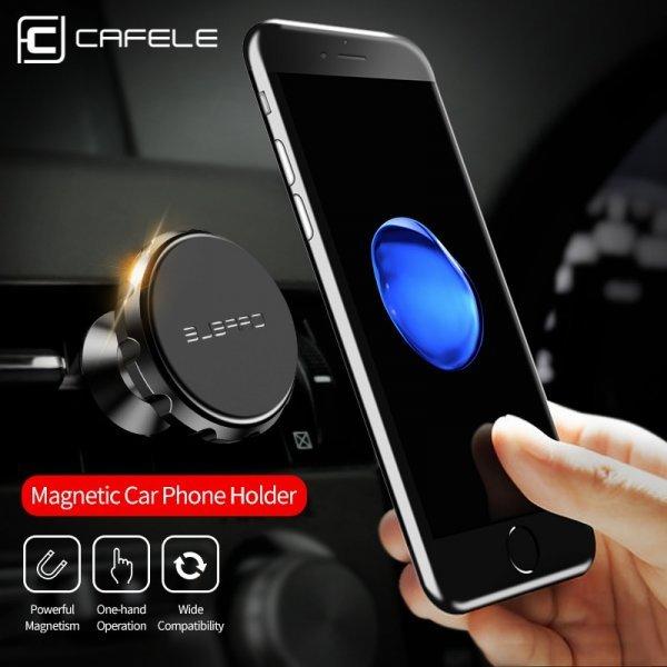 Автомобильный держатель для смартфона CAFELE (на магните)