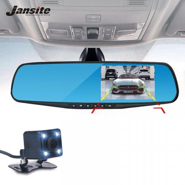 Зеркало заднего вида с видеорегистратором Jansite 32 Гб