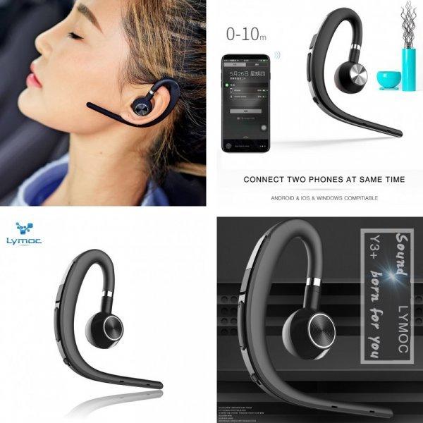 Bluetooth гарнитура Lymoc (3 вида)