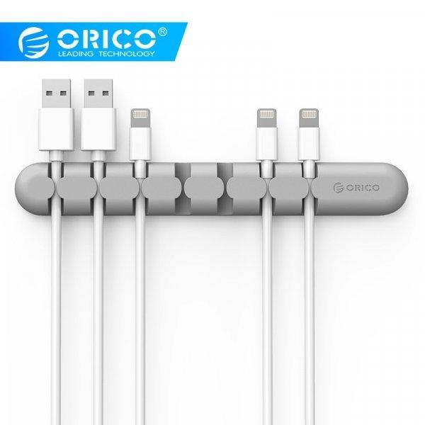 Слот для 5 или 7 проводов ORICO  (15*2*1.2 мм и 96*20*12 мм)