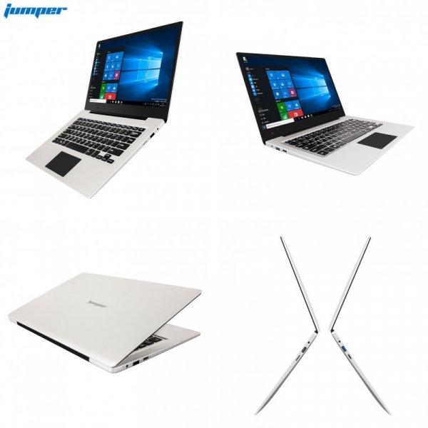 "Отличный ноутбук Jumper  14"" (6 ГБ DDR3L  256 Г SSD Intel Apollo Lake N3450 1080P FHD )"