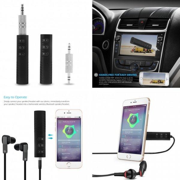Bluetooth-приемник для автомагнитол Geartronics