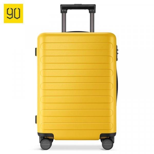 Яркий чемодан XIAOMI 90FUN PC (6 цветов, 3 размера)