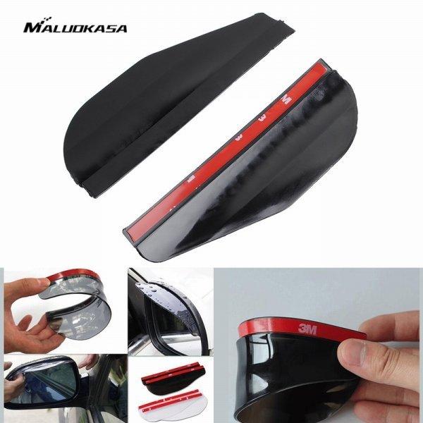 Дефлектор боковых зеркал MALUOKASA (2 шт)