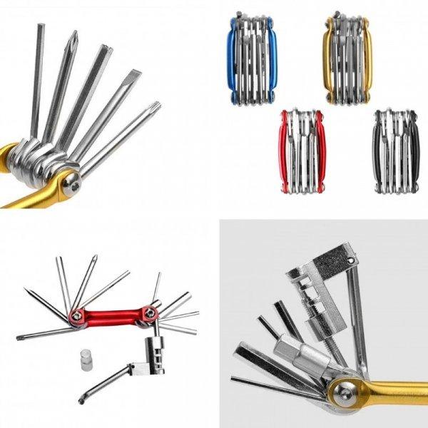 Набор инструментов для велосипеда (11 в 1)