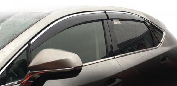 Дефлектор окон для авто RKAC (4 шт, для Lexus NX)