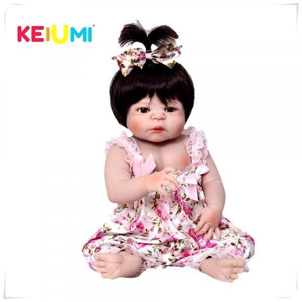 ХИТ! Кукла Reborn Принцесса (58 см)