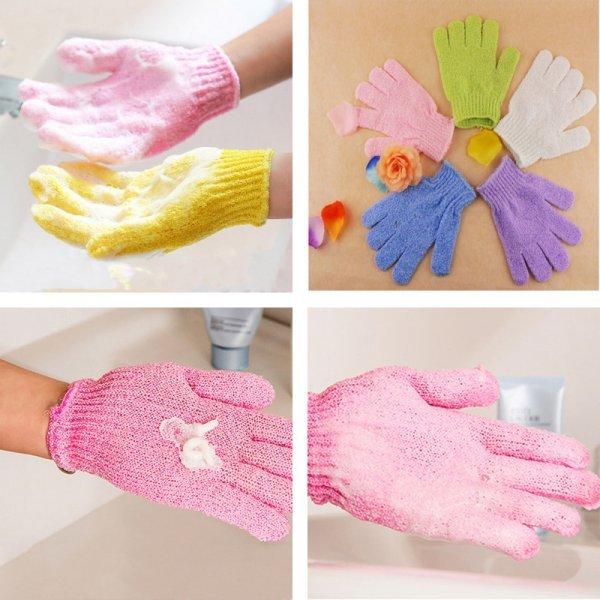 Массажные перчатки для пилинга PUTIMI (2 шт)
