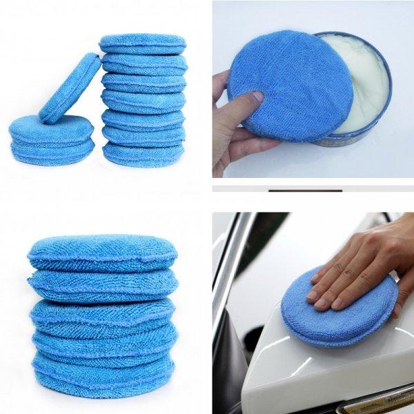 Подушечки для полировки кузова