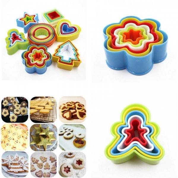 Форма для печенья ASHAIE (5 шт)