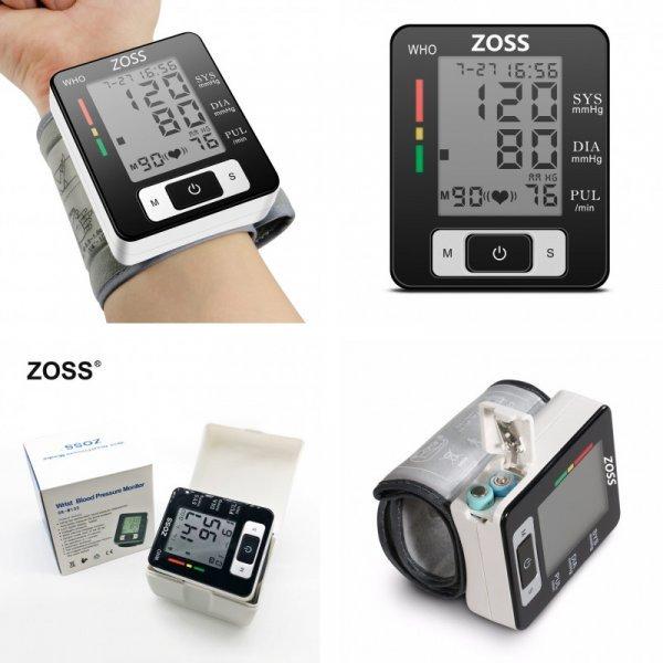 Тонометр на запястье ZOSS (с голосовой трансляцией)