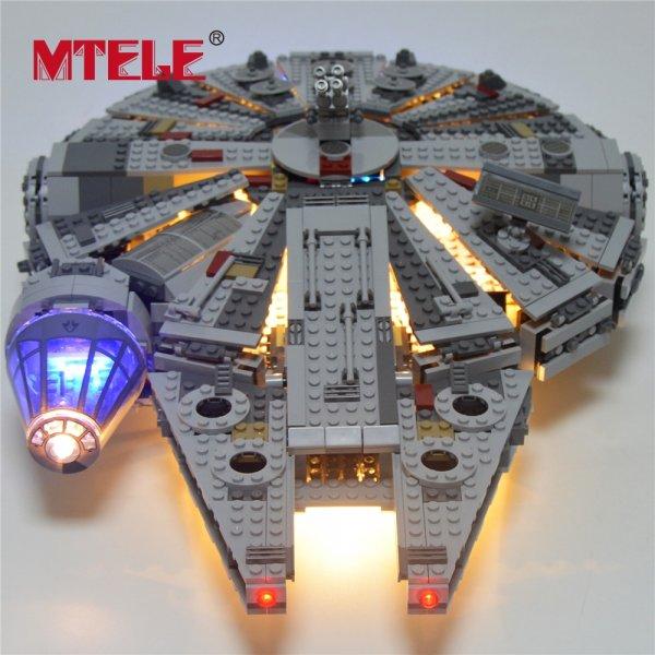 Конструктор Mtele Star Wars The Force Awaken совместим с LEGO 75105