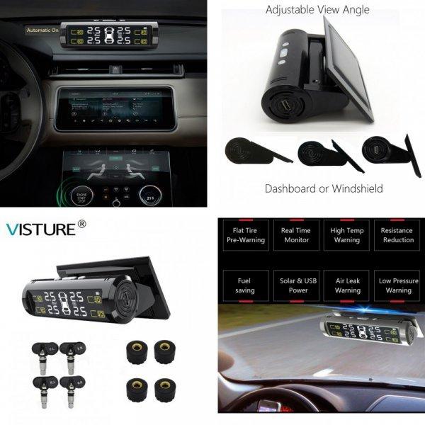 Система контроля давления шин VISTURE