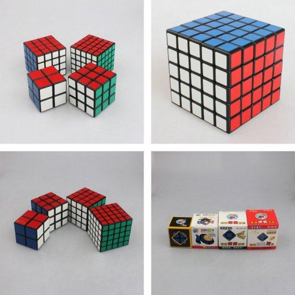 Мини головоломка Кубик Рубика  (2x2x2, 3x3x3, 4x4x4, 5x5x5)