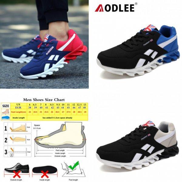 Кроссовки для мужчин AODLEE  (6 видов, 10 размеров)