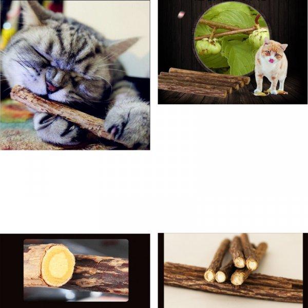 Палочка для кота DCPET (5 шт)