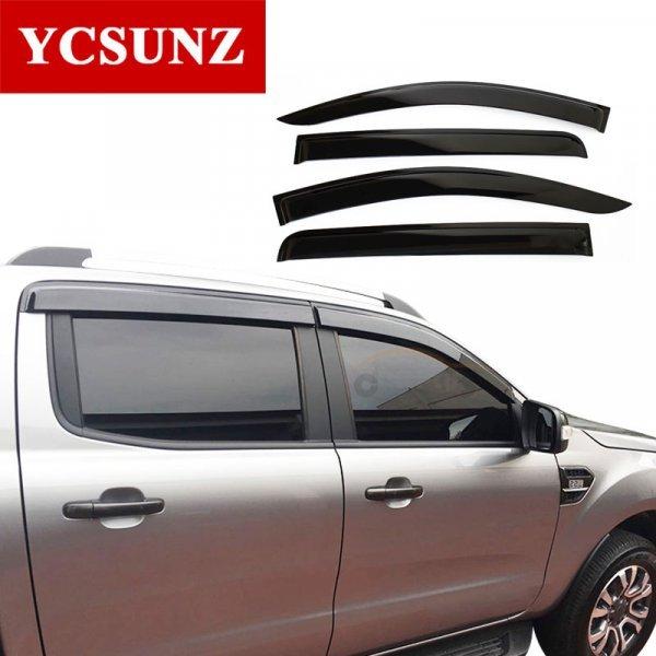 Автомобильный дефлектор окон YCSUNZ AUTO (4 шт)