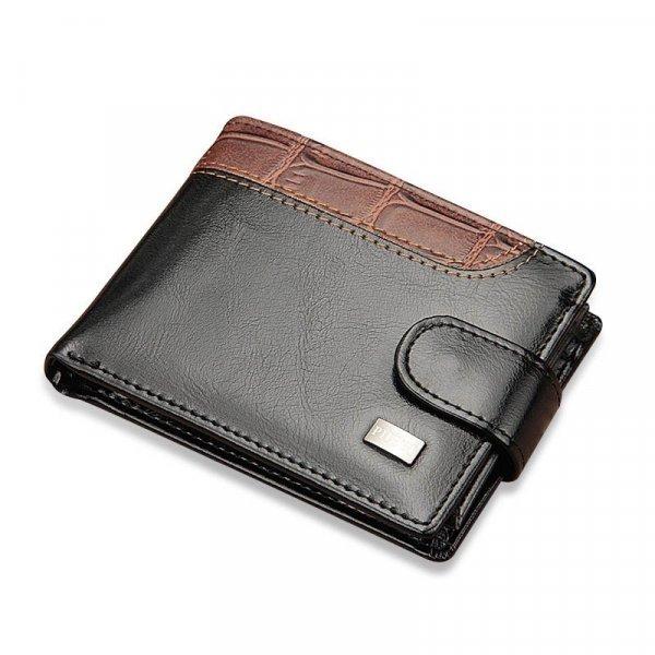 Мужской кошелек Baellerry (2 цвета)