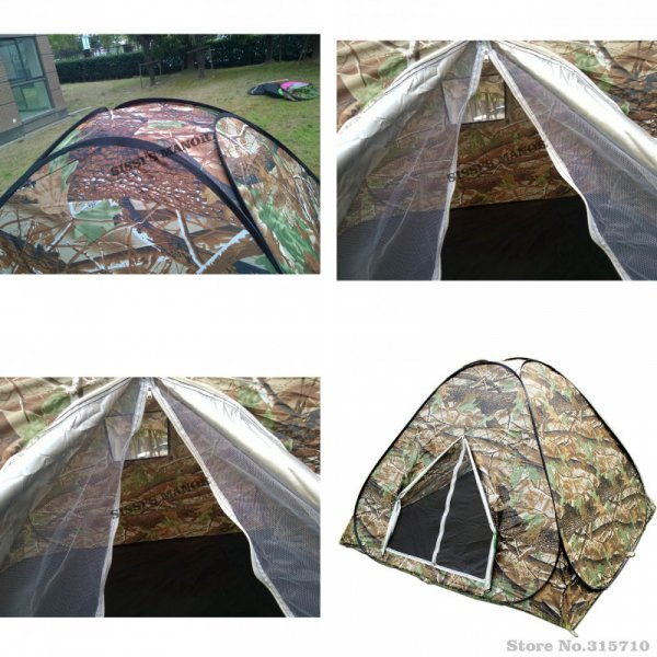 Палатка на 3-4 чел