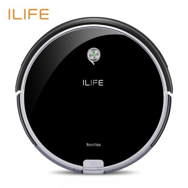 Мощный робот-пылесос ILIFE A6 20 Вт