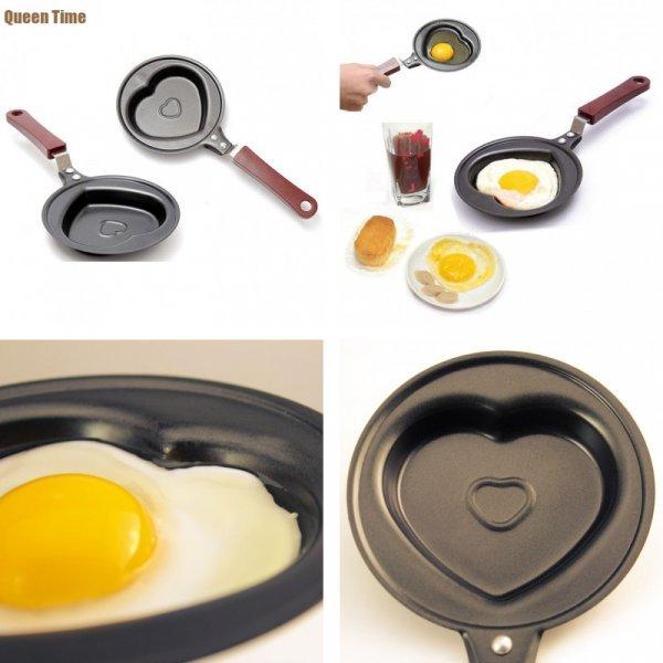 Испеки сердце на сковороде QueenTime