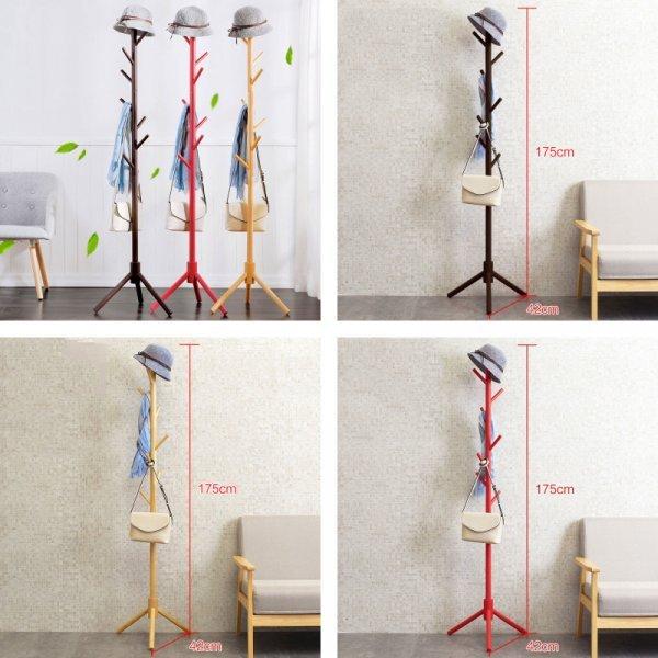 Напольная вешалка LEHUOSHIGUANG (4 цвета)