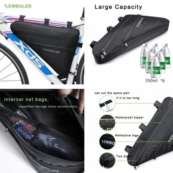 Велосипедная сумка NEWBOLER