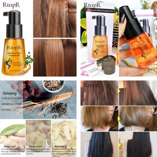 Масло для волос RtopR