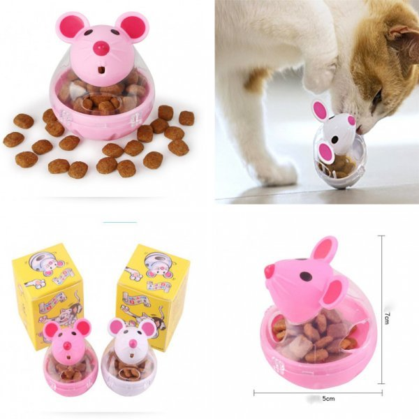 Кормушка-игрушка для кошек TAILUP