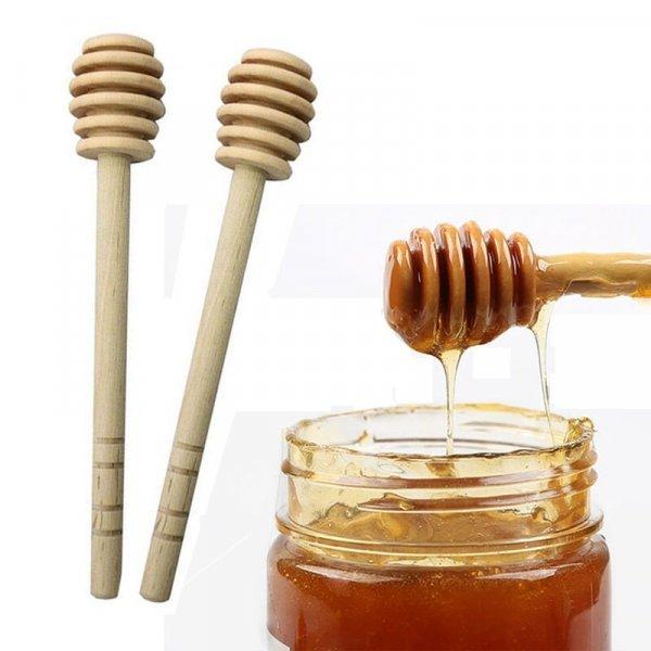 Ложка-палочка для меда (дерево)