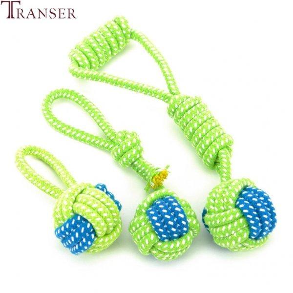 Игрушка-грызунок для собак Transer (6 видов)