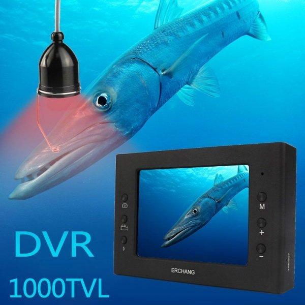 """Подводная камера для рыбалки ZHUOLIMEI Z 4,3 """"с датчиками (до 30 м)"""