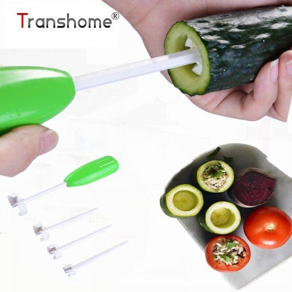 Овощечистка для удаления сердцевинок Transhome (4 шт)